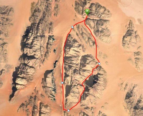 Garmin Connect - jordan wadi rum day 2 morning - Google Chrome_2013-08-12_10-11-45